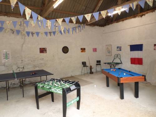 La Coyere Gites : Guest accommodation near Cuon