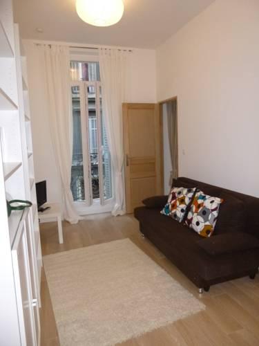 T2 Saint Charles : Apartment near Marseille