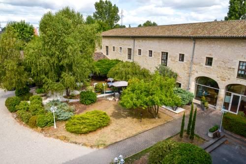L'Hostellerie la Ferme du Poulet : Hotel near Fareins