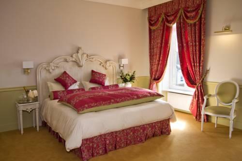 Mercure Moulins Centre Hôtel de Paris : Hotel near Avermes