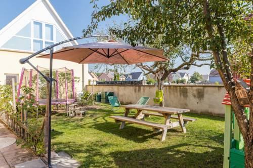 Appartement avec jardin Colmar : Apartment near Logelheim