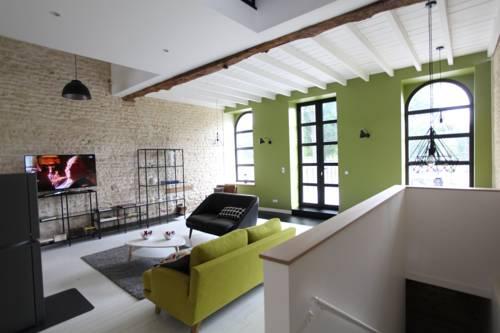 LOFT Dans un Sechoir a Lin : Guest accommodation near Argentan