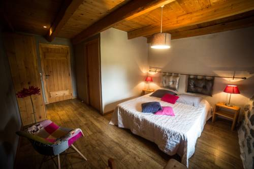 Suchasson Chambres d'Hôtes : Bed and Breakfast near Le Chambon