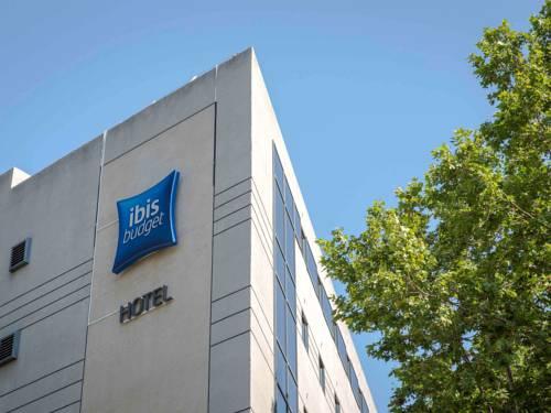Ibis Budget Marseille Timone : Hotel near Marseille 10e Arrondissement