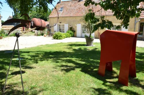 Ô Sources : Bed and Breakfast near Villiers-le-Sec