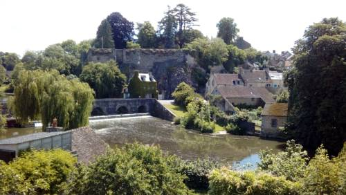 Le refuge des Alpes Mancelles : Apartment near Saint-Christophe-du-Jambet
