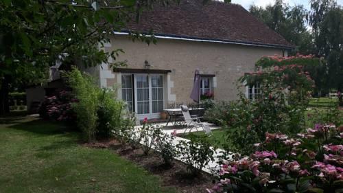 Gite de Cray : Apartment near Saint-Martin-le-Beau