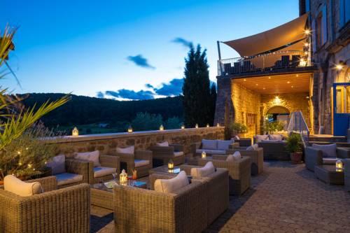 La Bastide de Sanilhac : Hotel near Rocher