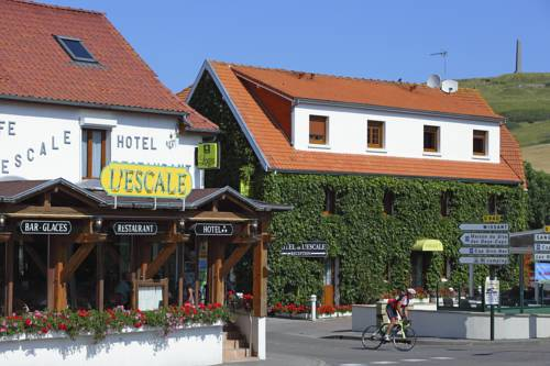 Hôtel L'Escale : Hotel near Escalles