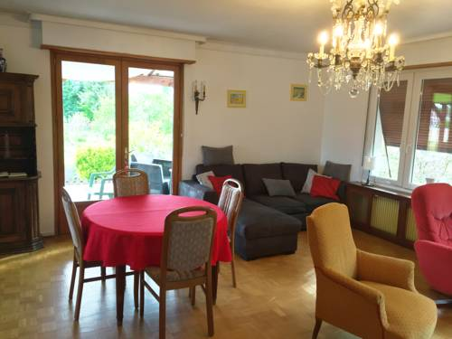 Les Noisetiers de ma Grand Mere : Apartment near Andolsheim