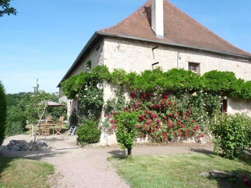 La Grange de Verseilles : Guest accommodation near Bost
