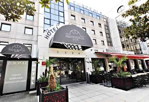 Hotel Europole : Hotel near Grenoble