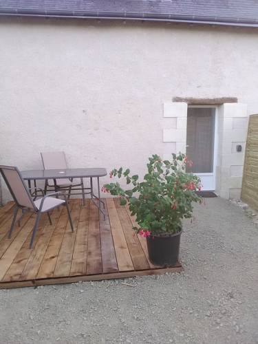 Gite a proximite de Tours : Guest accommodation near Cormery