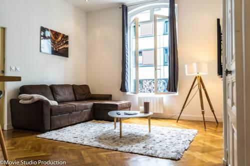 Charming Haussmannien 50m2 - city center : Apartment near Rouen