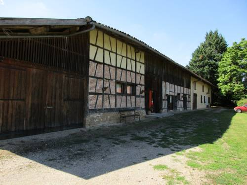 La Closerie : Guest accommodation near Saint-Nizier-le-Bouchoux