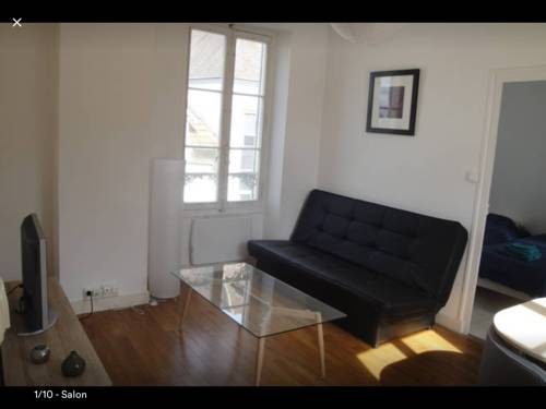 Appartement : Apartment near Saint-Martin-sur-Ocre