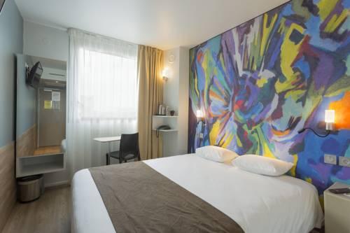 Inter-Hotel Torcy : Hotel near Ferrières-en-Brie