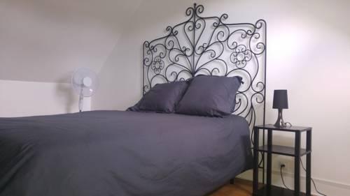 mon gite de charme : Guest accommodation near Saint-Martin-le-Beau