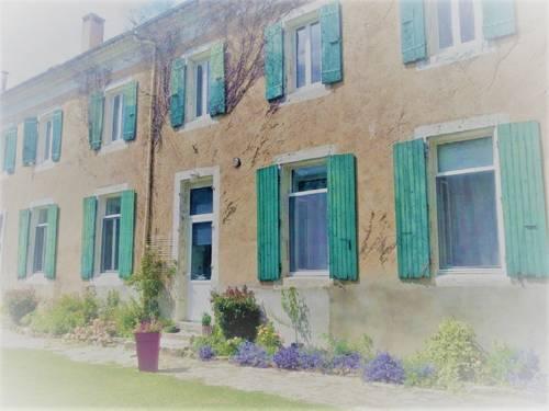 Un petit coin de paradis : Guest accommodation near Saint-Sauveur-de-Montagut