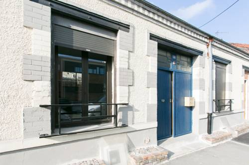 Paris East Side Lodge : Apartment near Pantin