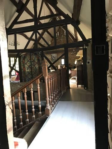 La Source : Guest accommodation near Buhy