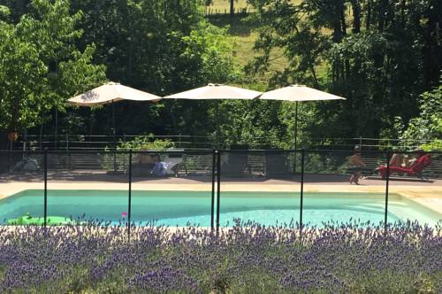le Moulinage Chabriol : Guest accommodation near Dornas