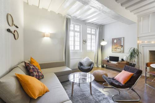 Vintage : Apartment near Rennes