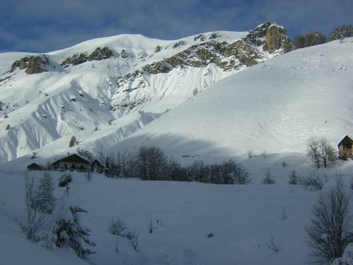 Chalet Lou Bella Vista : Apartment near Saint-Dalmas-le-Selvage