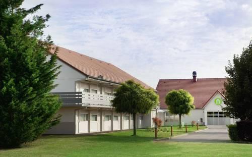 Campanile Villennes-Sur-Seine - Poissy : Hotel near Ecquevilly