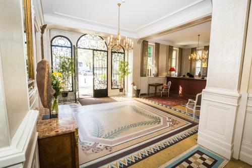 Best Western Hôtel de France : Hotel near Saint-André-le-Bouchoux