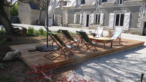 ker kalinette : Bed and Breakfast near Plonéour-Lanvern