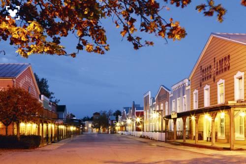 Disney's Hotel Cheyenne® : Hotel near Coupvray