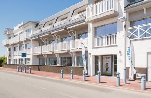 Holiday Suites La Brise Des Dunes : Apartment near Ghyvelde
