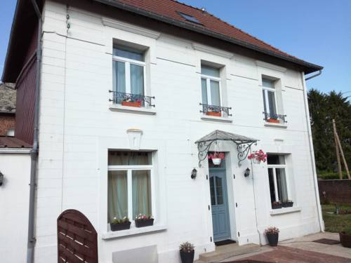 B&B chez FaCi : Bed and Breakfast near Lagnicourt-Marcel