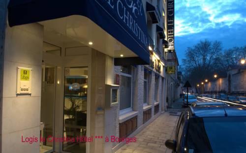 Le Christina : Hotel near Bourges