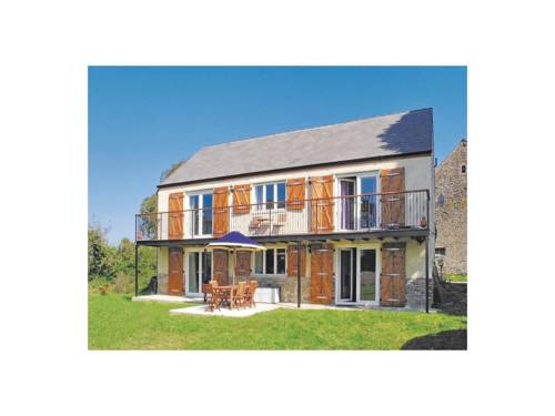 Holiday Home Apple Blossom House : Guest accommodation near Assé-le-Riboul
