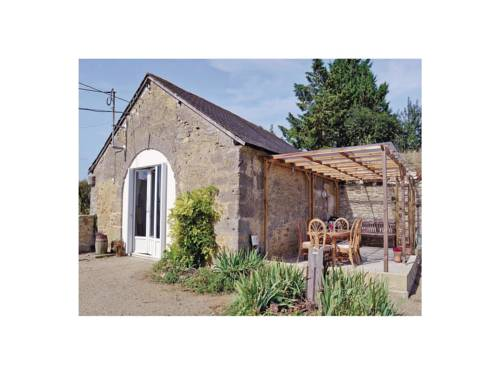 Holiday Home Vineyard Barn : Guest accommodation near Saint-Georges-sur-Layon