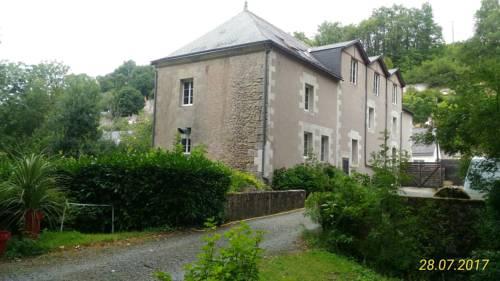moulin tresneau : Guest accommodation near Saint-Martin-le-Beau