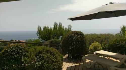Costa Plana Appartement avec vue mer : Apartment near Èze