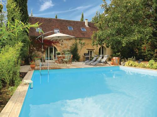 Holiday home Les Farges O-592 : Guest accommodation near Le Lardin-Saint-Lazare