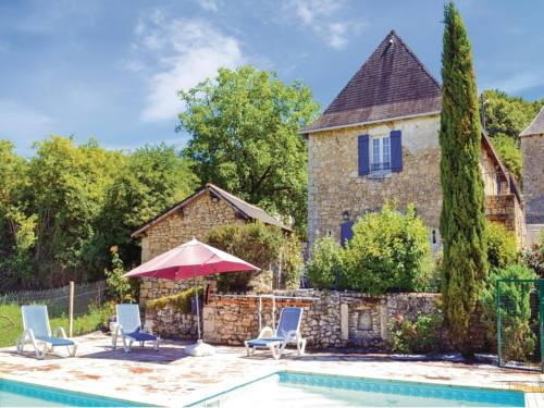 Holiday home Laularie N-618 : Guest accommodation near Beauregard-de-Terrasson