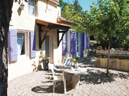 Four-Bedroom Holiday Home in Lavardac : Guest accommodation near Casteljaloux