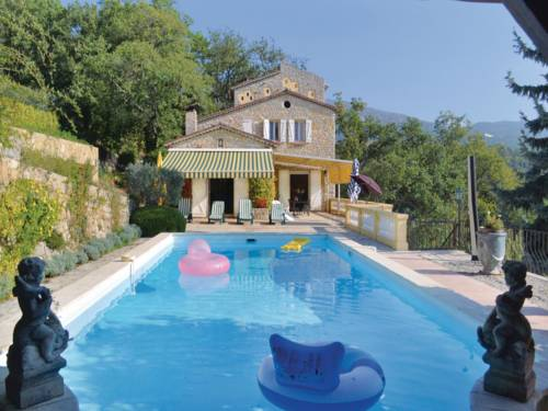 Holiday home Cabris with Mountain View 368 : Guest accommodation near Saint-Vallier-de-Thiey