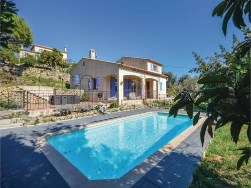 Five-Bedroom Holiday Home in Vallauris : Guest accommodation near Vallauris