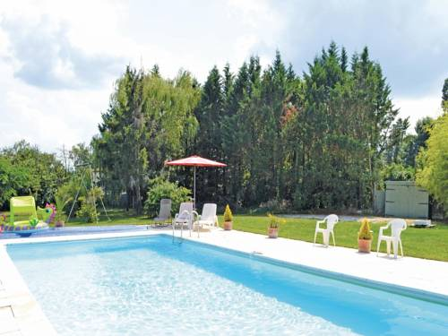 Holiday home La Barde O-736 : Guest accommodation near Rioux-Martin