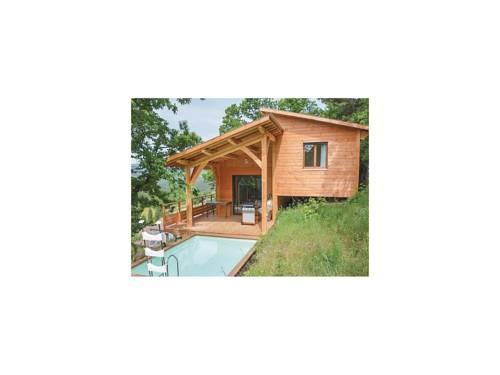 Holiday Home Bordezac XI : Guest accommodation near Saint-Michel-de-Dèze