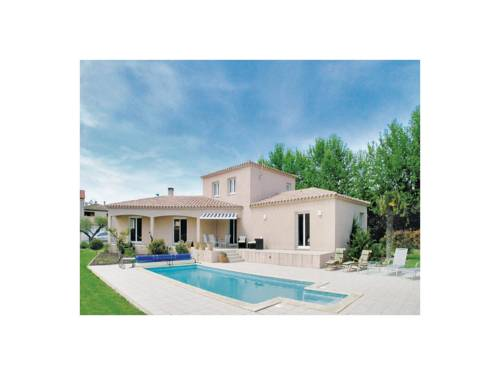 Four-Bedroom Holiday Home in Villelongue : Guest accommodation near Villelongue-de-la-Salanque