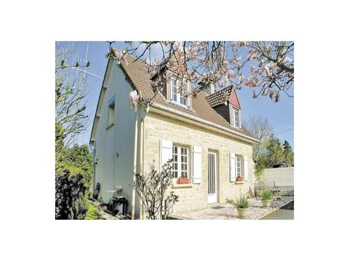 Holiday home Blosville H-846 : Guest accommodation near Angoville-au-Plain