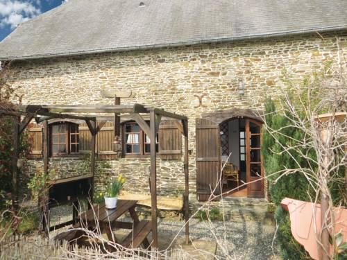 Holiday home Gourfaleur 32 : Guest accommodation near Saint-Lô