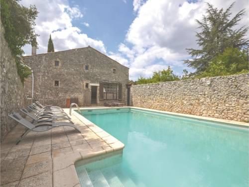 Holiday home Hameau Des Crottes, La Bastide 11 : Guest accommodation near Labastide-de-Virac